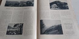 LA FESTA 1928 BRUNATE COMO TIVOLI GAETA CARRARA - Sonstige