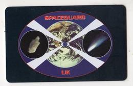 UK Prépaid SPACEGUARD MINT ESPACE COMETE - Astronomia