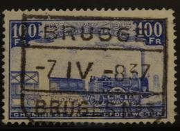 TR/CF 210 Avec Belle Oblitération Brugge - 1923-1941