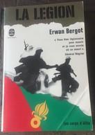 Livre La Légion Erwan Bergot Les Corps D'élite 1972 - Books