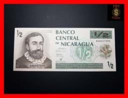 NICARAGUA ½  Cordoba 1992 P. 172  UNC - Nicaragua