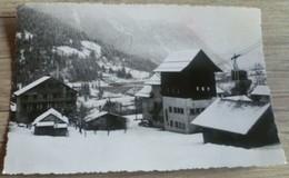 74   -    LES HOUCHES HOTEL PENSION JULLIARD @ VUE RECTO/VERSO AVEC BORDS - Les Houches