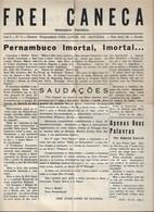 Recife - Pernambuco - Jornal Frei Caneca Nº 1 - Imprensa - Brasil - General Issues