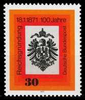 BRD 1971 Nr 658 Postfrisch S5B89F2 - Ungebraucht