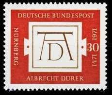 BRD 1971 Nr 677 Postfrisch S5B8C22 - Ungebraucht