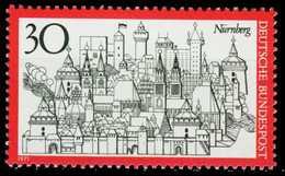 BRD 1971 Nr 678 Postfrisch S5C0992 - Ungebraucht
