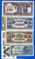 Japon  6  Billets  Dans  Létat - Japon