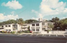 Florida Fort Lauderdale - Mayfair Apartments Resort On The Beach - Hotel -  Pepsi - Unused - 2 Scans - Fort Lauderdale
