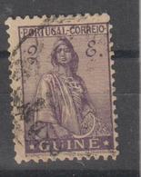 GUINE CE AFINSA 219 - USADO - Portugiesisch-Guinea