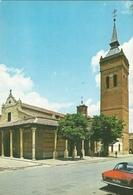 Guadalajara Iglesia Concatedral Santa Maria La Mayor. - Guadalajara