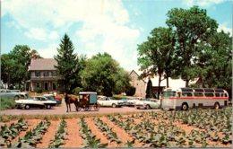 Pennsylvania Lancaster Typical Amish Farm & House - Lancaster