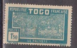 TOGO           N°  YVERT  : 148    NEUF AVEC  CHARNIERES      ( Charn   3/02  ) - Ungebraucht