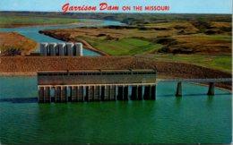 North Dakota Missouri River Valley Garrison Dam - Autres