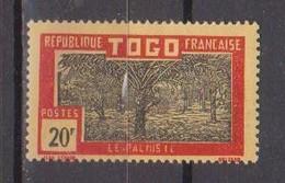 TOGO           N°  YVERT  : 151   NEUF AVEC  CHARNIERES      ( Charn   3/02  ) - Ungebraucht