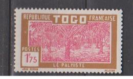 TOGO           N°  YVERT  : 159  NEUF AVEC  CHARNIERES      ( Charn   3/02  ) - Neufs