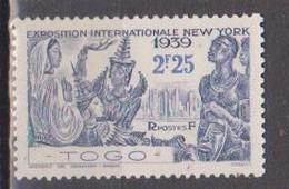 TOGO           N°  YVERT  : 176   NEUF AVEC  CHARNIERES      ( Charn   3/02  ) - Nuevos