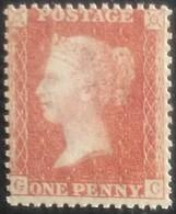 Gran Bretaña: Año. 1854 - 57 ( Reina Victoria. Filig, Tipo 4 Dent. 14 ) - Unused Stamps