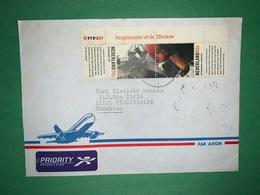 Cover Netherlands 1998 - Storia Postale