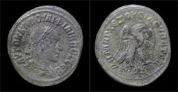 Syria Antioch Philip II Billon Tetradrachm - Romane