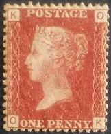 Gran Bretaña: Año. 1858 - ( Reina Victoria, Filig, Tipo 4 - Dent. 14 ) - Unused Stamps