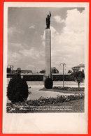 Bourgas Monument à La Stèle De L'armée Soviétique Bulgarie étranger Signé - Bulgarien