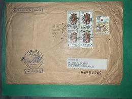 Cover Spain 1993 Coat Of Arms - 1991-00 Cartas