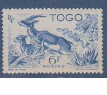 TOGO           N°  YVERT  : 249   NEUF AVEC  CHARNIERES      ( Charn   3/03  ) - Neufs