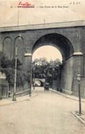 Belgique - Ixelles -  Les Ponts De La Rue Gray - Ixelles - Elsene