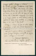 Padova  Museo Storico Venezia Proclama Di Gabriele D'Annunzio FP M349 - Unclassified