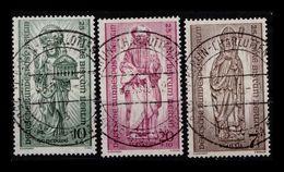 BERLIN 1955 Nr 132-134 Gestempelt (403911) - [5] Berlino