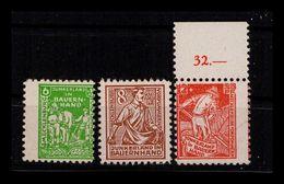 SBZ 1945 Nr 23-25b Postfrisch (403973) - Zona Sovietica