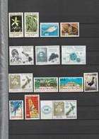 Polynésie Française Timbres Poste N°350 à 363 Neuf** - Collections, Lots & Séries