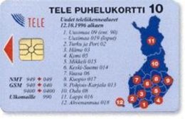 Finland Phonecard Tele S32 - Finlandia