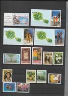 Polynésie Française Timbres Poste N°364 à 378 Neuf** - Collections, Lots & Séries