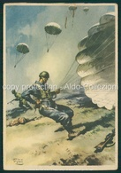 Militari  Cartolina In Franchigia Forze Armate Paracadutista Pisani FG M364 - Sin Clasificación