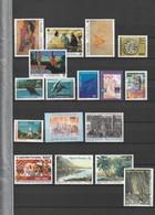 Polynésie Française Timbres Poste N°445 à 461 Neuf** - Collections, Lots & Séries