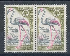 1634** Oiseau - Flamant Rose (x2) - Ungebraucht