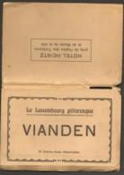 Luxembourg - Carnet Complet De 10 C.P.A. De Vianden - Vianden