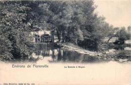 Vallée De La Semois - Nels Série 40 N° 102 - Environs De Florenville - La Semois à Moyen - Florenville