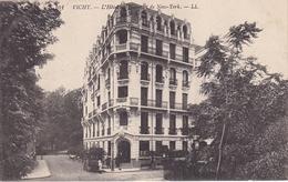 Vichy L'Hotel Du Havre Et De New York - Vichy