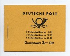 - ALLEMAGNE ORIENTALE / DDR - Yvert Carnet N° 149 Neuf ** (Michel MH1) - Cote 130 EUR - - Markenheftchen