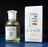 Miniature De Parfum  - CANOE De Dana - Oude Miniaturen (tot 1960)
