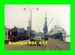 ACACF 381 - Train - Loco 231 E 22 En Gare - CALAIS MARITIME - Pas De Calais - SNCF - Calais