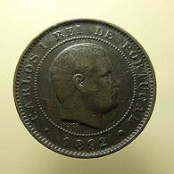 Portugal 10 Reis 1892 - Portugal