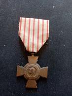 Croix Du Combattants - France