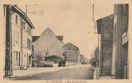 NOVEANT  Rue Maréchal Foch - Autres Communes