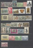 32 TIMBRES GRECE - Collections