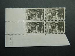 Maroc Yvert 169 Coin Daté 17.3.39 - Nuevos