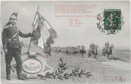 21° DRAGONS - War 1914-18