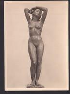 B57 /   Kunstkarte HDK Haus Deutscher Kunst 450 / Skulptur Frauen Erotik / Scheuerle / Variante S. Bild - Otros Ilustradores